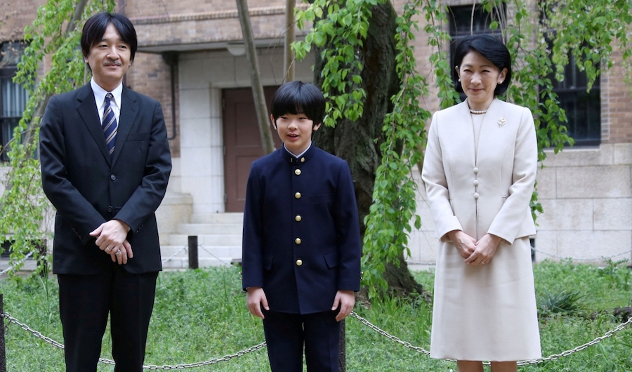 Prince Hisahito of Japan | 17 Royal Kids Who Are About to Take Over the World | ZestRadar