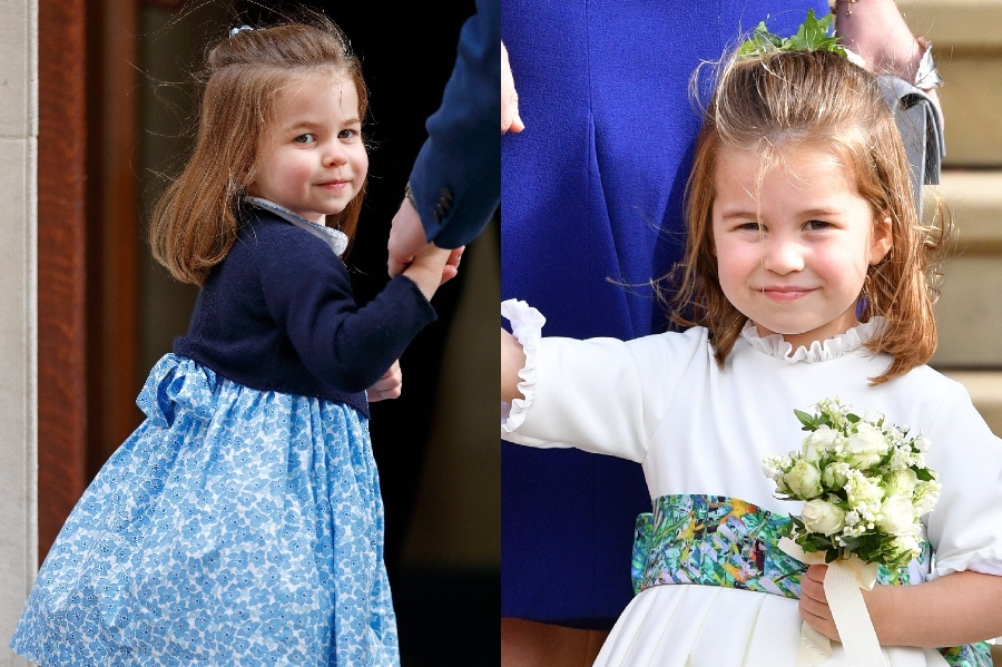 Princess Charlotte of Cambridge, United Kingdom | 17 Royal Kids Who Are About to Take Over the World | ZestRadar
