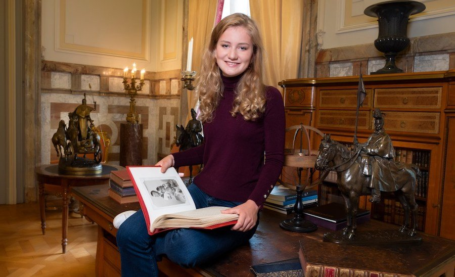 Princess Elisabeth of Belgium | 17 Royal Kids Who Are About to Take Over the World | ZestRadar