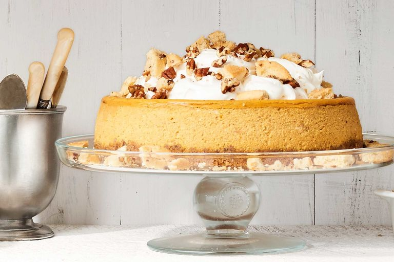Pumpkin Cheesecake | Top 10 Thanksgiving Foods That Should Be On Your Table This Year | Zestradar