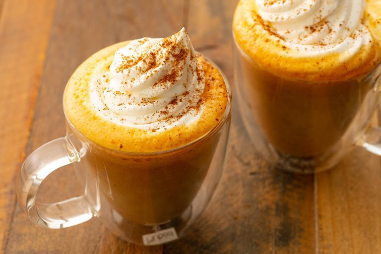 Pumpkin Space Latte | Top 10 Thanksgiving Foods That Should Be On Your Table This Year | Zestradar