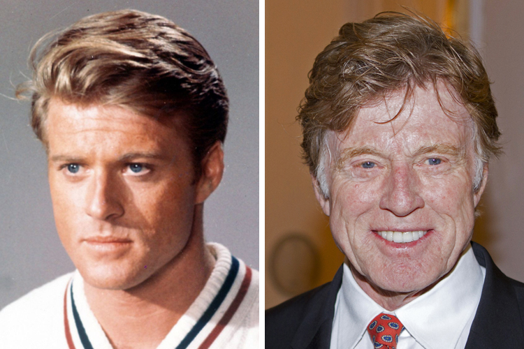 Robert Redford | Top 8 Male Movie Icons of the 70s | Brain Berries