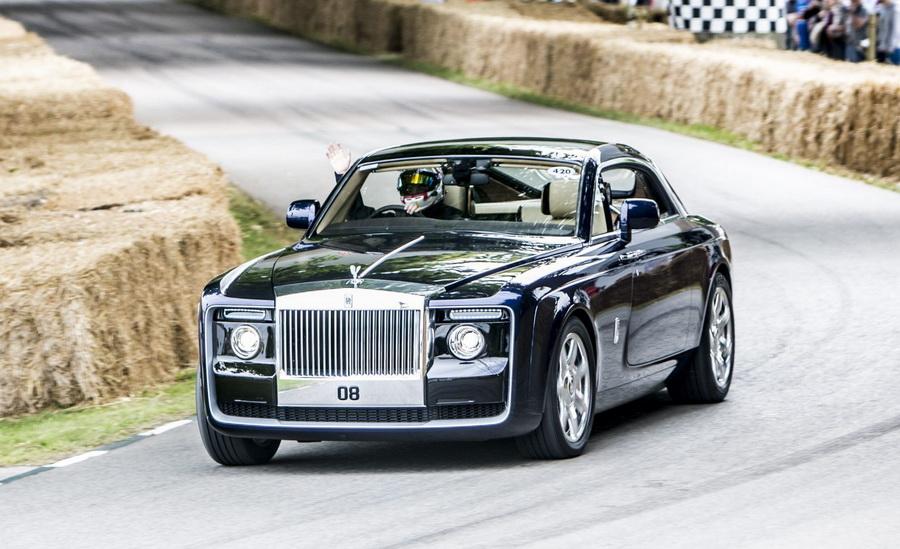 Rolls-Royce Sweptail  | 10 самых дорогих автомобилей в мире в 2019 году | ZestRadar