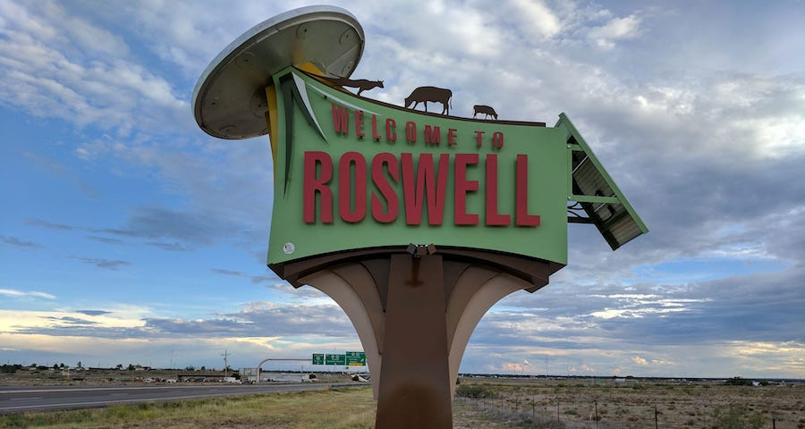 Roswell | 8 of History's Most Famous UFO Sightings | Brain Berries