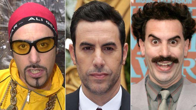 Ali G, Borat, and other Sacha Baron Cohen show | 10 Smart Shows with Stupid Humor | ZestRadar