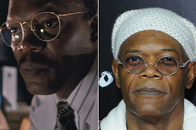 Samuel L. Jackson – Ray Arnold | Where Are the Stars of 'Jurassic Park' Today? | Brain Berries