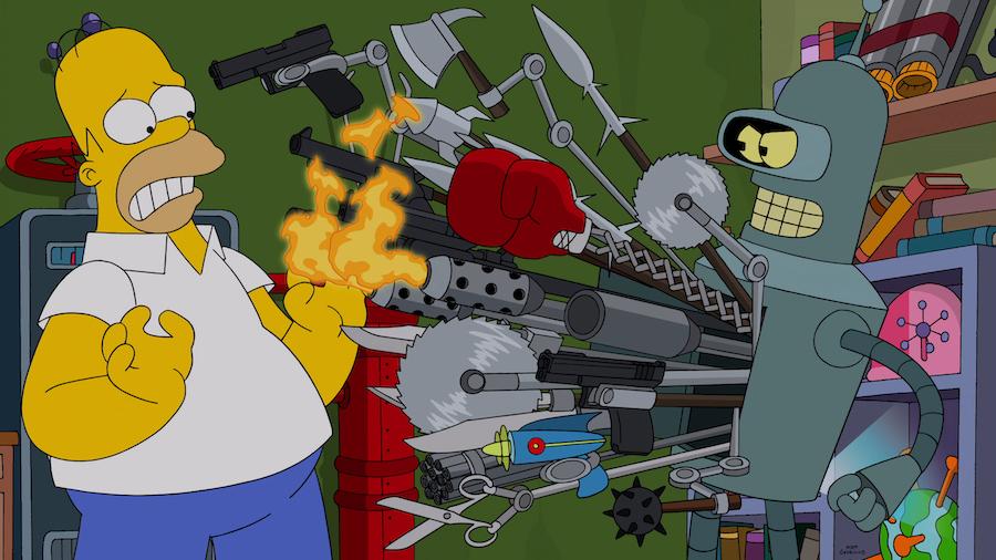Simpsons & Futurama | 10 Smart Shows with Stupid Humor | ZestRadar