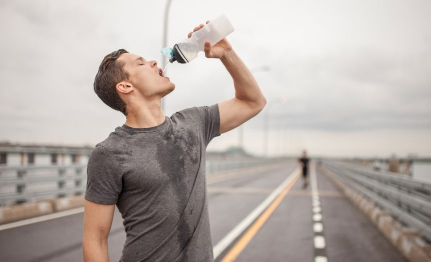 Skipping water | 8 Things You Do After The Gym That Makes It Totally Useless | Brain Berries