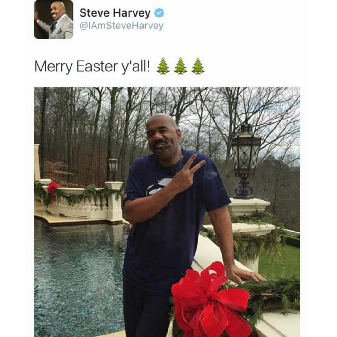 Steve Harvey | 7 Famous People Who Were Willing To Laugh at Themselves | BrainBerries