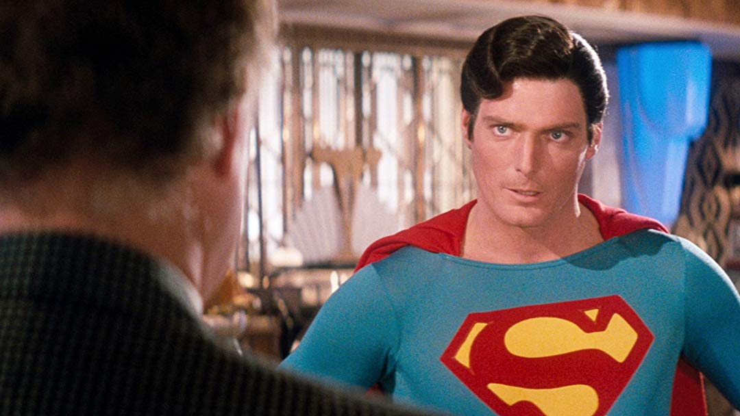 """""""Superman 4: The Quest for Peace"""" (1987) – RT score: 12% 