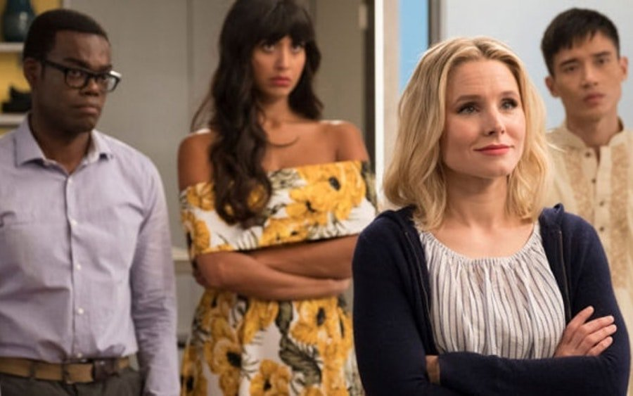 The Good Place | 10 Smart Shows with Stupid Humor | ZestRadar