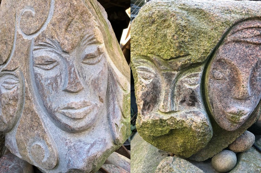 Stone Art | This Artist's Paintings are Out of This World | Brain Berries