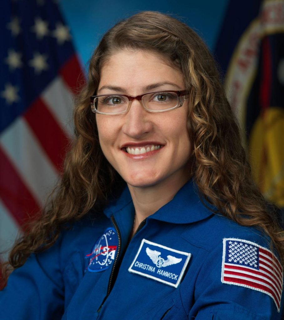 Meet Kristina Koch | Two Women Make History By Performing The First Ever All-Female Space Walk | ZestRadar