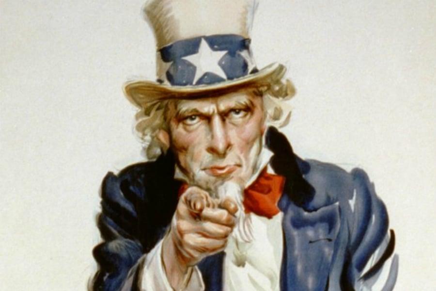 Uncle Sam | 10 Legendary People Who Never Existed | ZestRadar