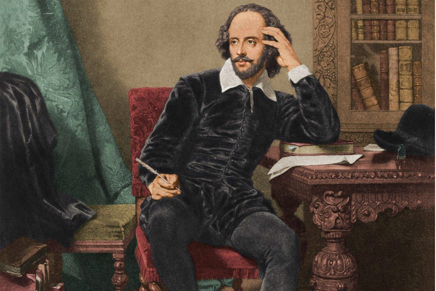 William Shakespeare | 10 Legendary People Who Never Existed | ZestRadar