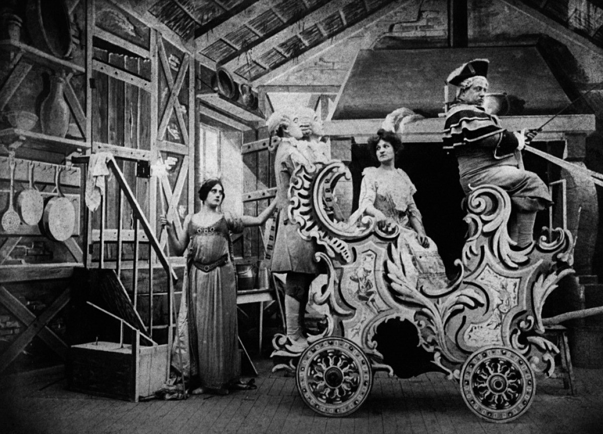 Золушка, 1899 | 10 лучших экранизаций сказки о Золушке | Brain Berries