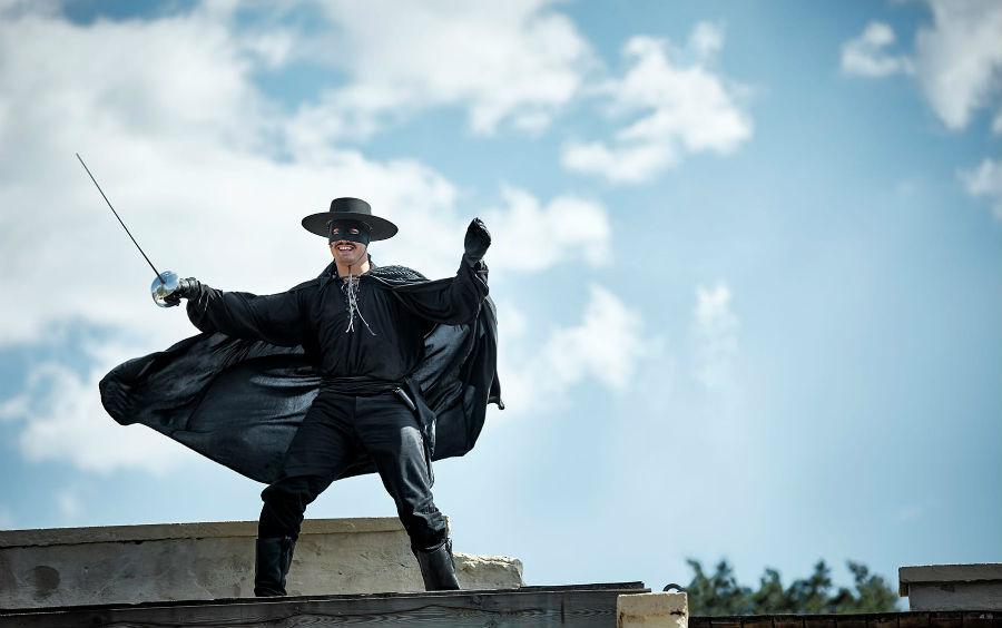 Zorro | 10 Legendary People Who Never Existed | ZestRadar