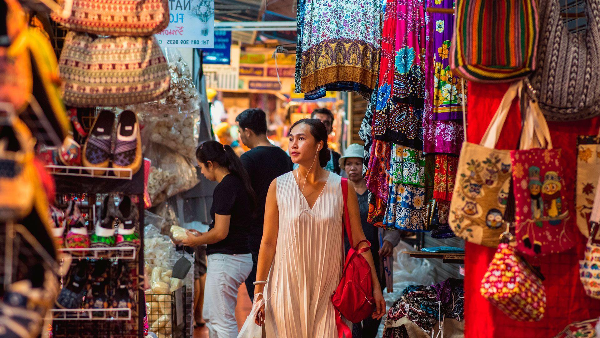 Чатучак, Бангкок | Топ-8 самых колоритных рынков мира | Brain Berries