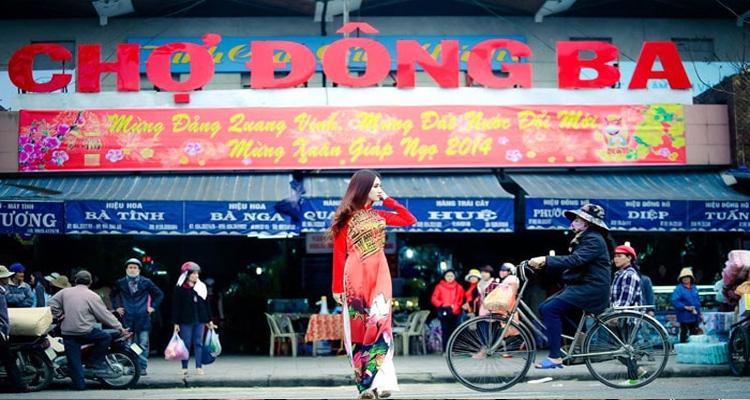 Chợ Đông Ba – Huế  | 6 chợ nổi tiếng ở Việt Nam mà bạn sẽ thích thú khi ghé thăm | Brain Berries