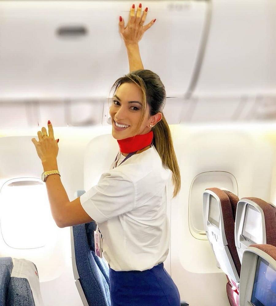Минимальный допустимый рост | Работа мечты: главные требования для стюардессы | ZestRadar