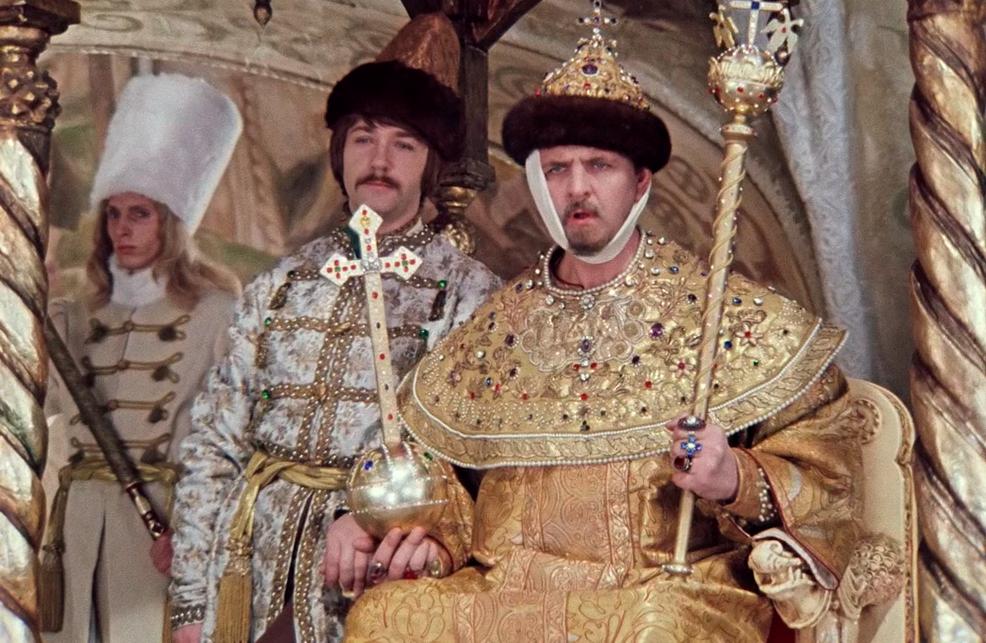 Иван Васильевич меняет профессию | 10 крутых советских комедий | Brain Berries
