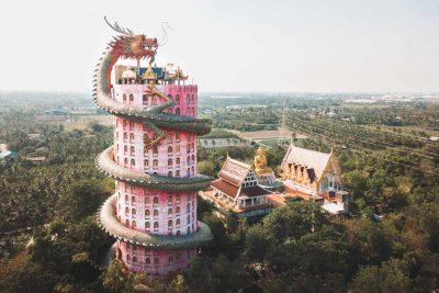 7 kỳ quan kiến trúc độc đáo bậc nhất của Thái Lan | Brain Berries