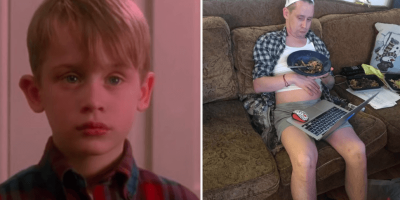 Macaulay Culkin | 7 Famous People Who Were Willing To Laugh at Themselves | BrainBerries