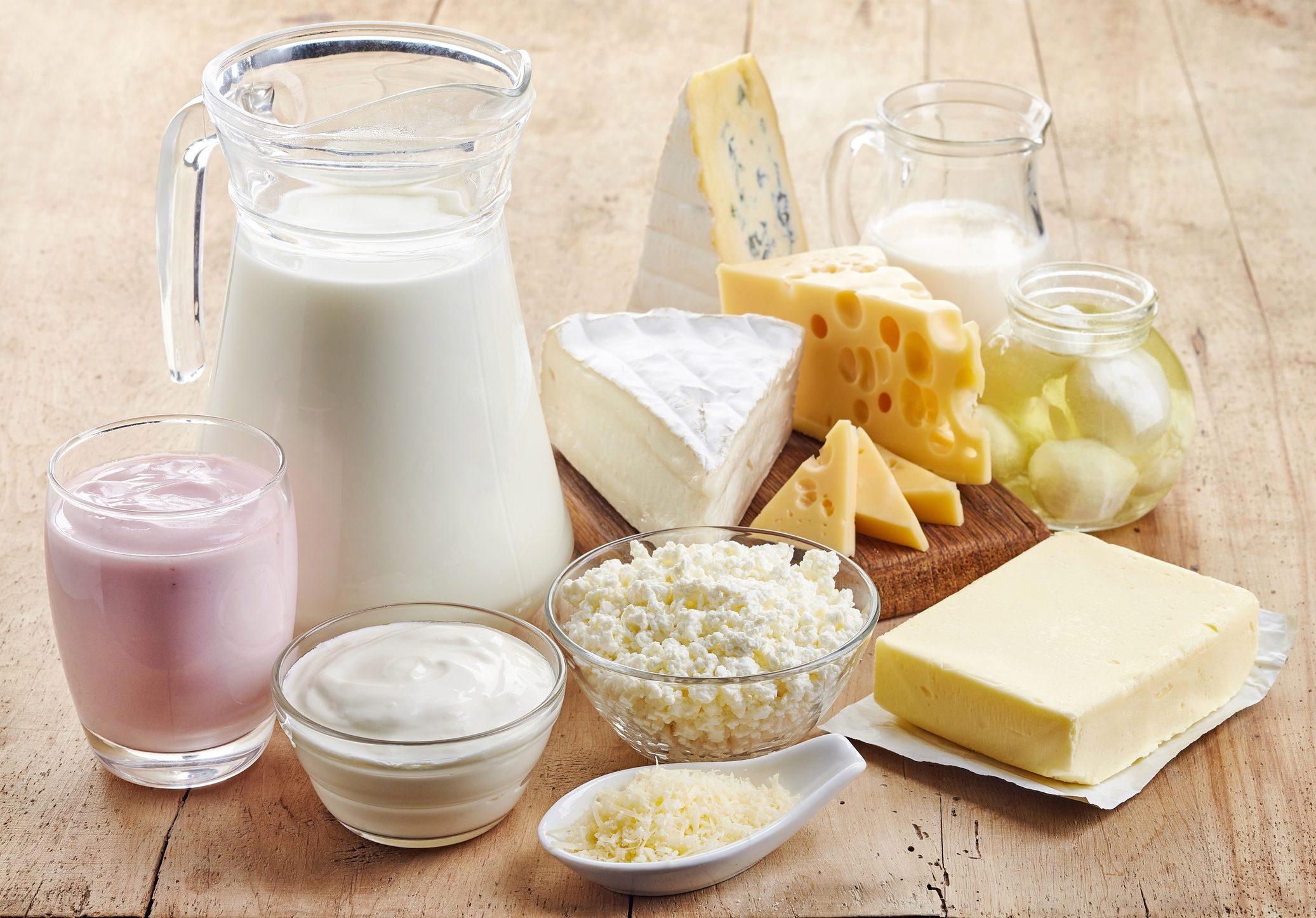 Молочные продукты | Самые распространенные генетически модифицированные продукты | Brain Berries