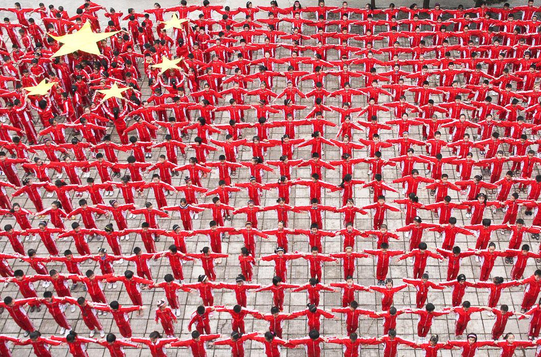 #2 | Перфекционизм по-китайски: зловещая магия организованной толпы | BrainBerries