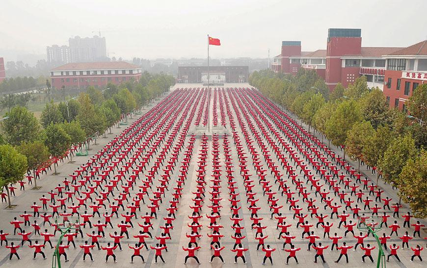#6 | Перфекционизм по-китайски: зловещая магия организованной толпы | BrainBerries
