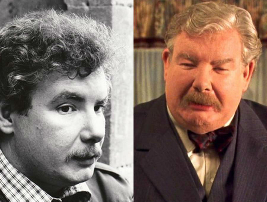 Richard Griffiths/Vernon Dursley | The Older Cast Of Harry Potter In Their Much Younger Photos | ZestRadar