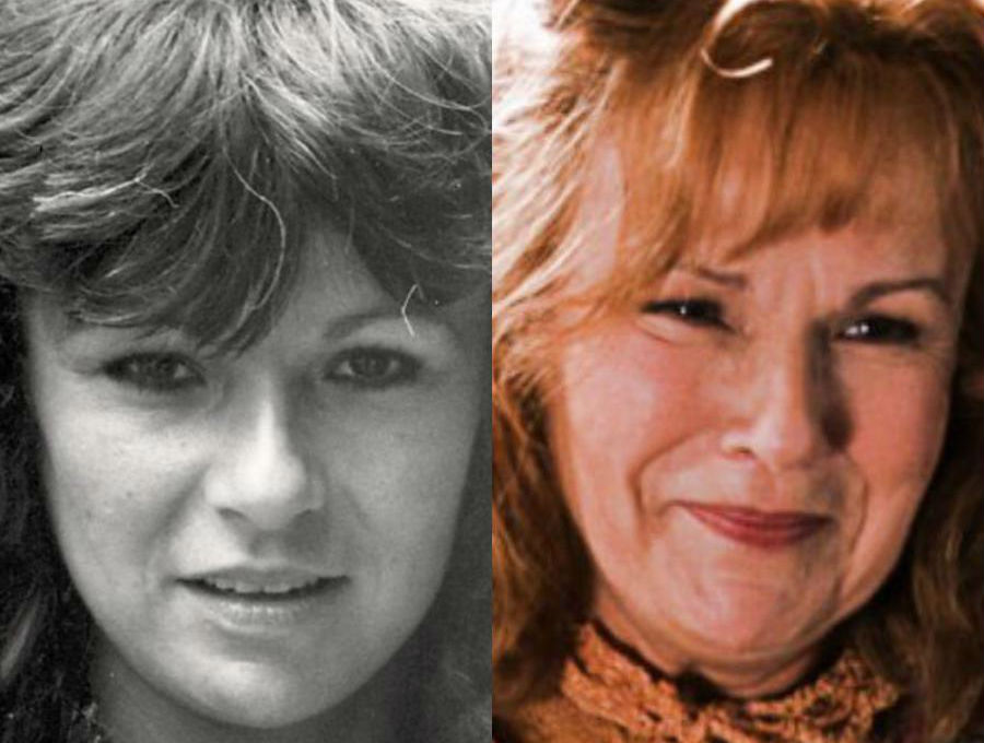 Julie Walters/Molly Weasley | The Older Cast Of Harry Potter In Their Much Younger Photos | ZestRadar