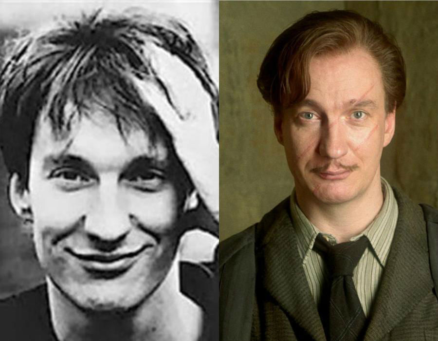 David Thewlis/Remus Lupin | The Older Cast Of Harry Potter In Their Much Younger Photos | ZestRadar