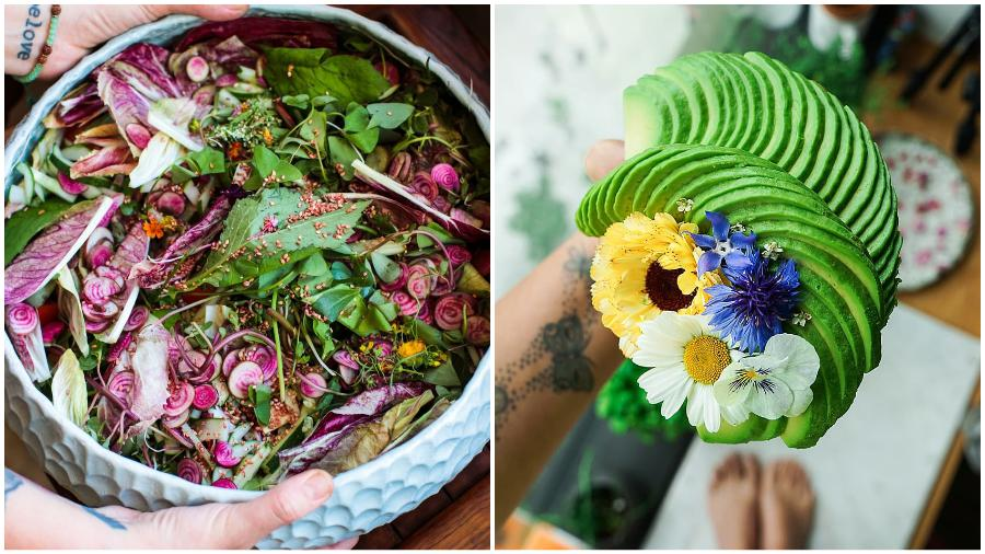 This Instagram Food Blogger Will Boost Your Mood With Her Colorful Vegan Food #1 | ZestRadar