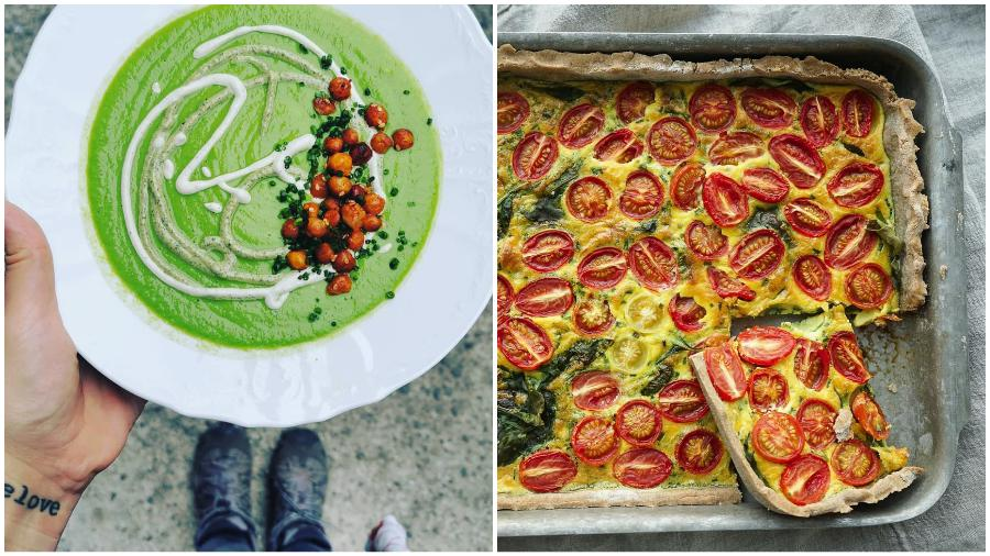 This Instagram Food Blogger Will Boost Your Mood With Her Colorful Vegan Food #3 | ZestRadar