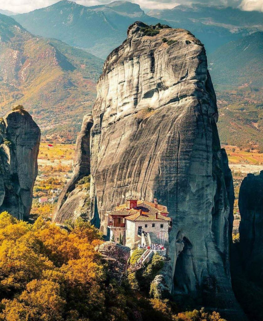 Greece | This Is What Autumn Looks Like Around The World | ZestRadar