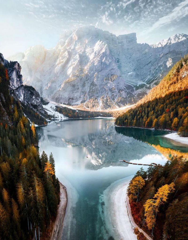 Italy | This Is What Autumn Looks Like Around The World | ZestRadar