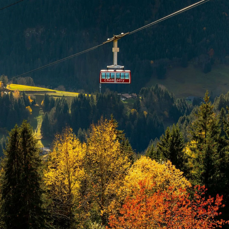 Switzerland | This Is What Autumn Looks Like Around The World | ZestRadar