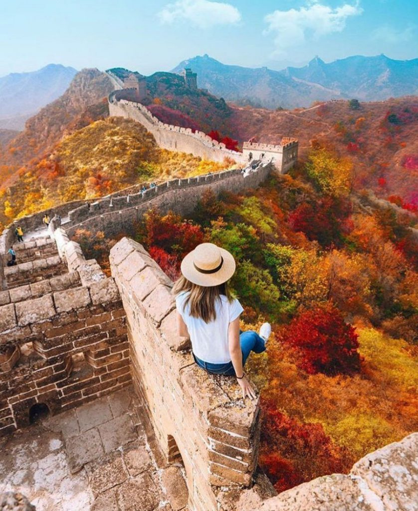 China | This Is What Autumn Looks Like Around The World | ZestRadar