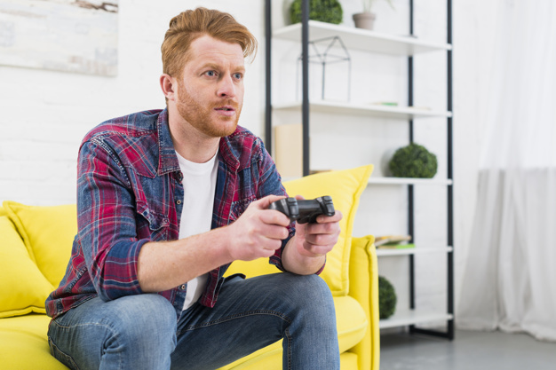 You Forget Where You Are When You Resume A Game |  6 Signs You're Too Old To Be Playing Games | BrainBerries
