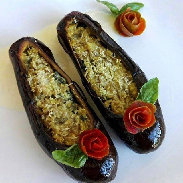 Cinderella shoes   Unsettling Food Art by @TotallyGourmet   Brain Berries