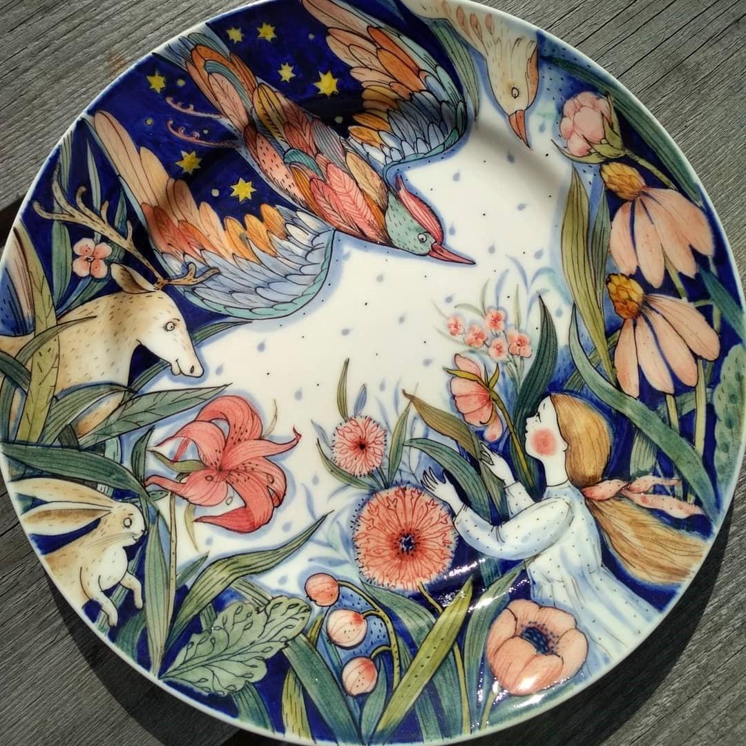 Волшебство | Волшебная керамика, которая влюбляет в себя с первого взгляда | Brain Berries