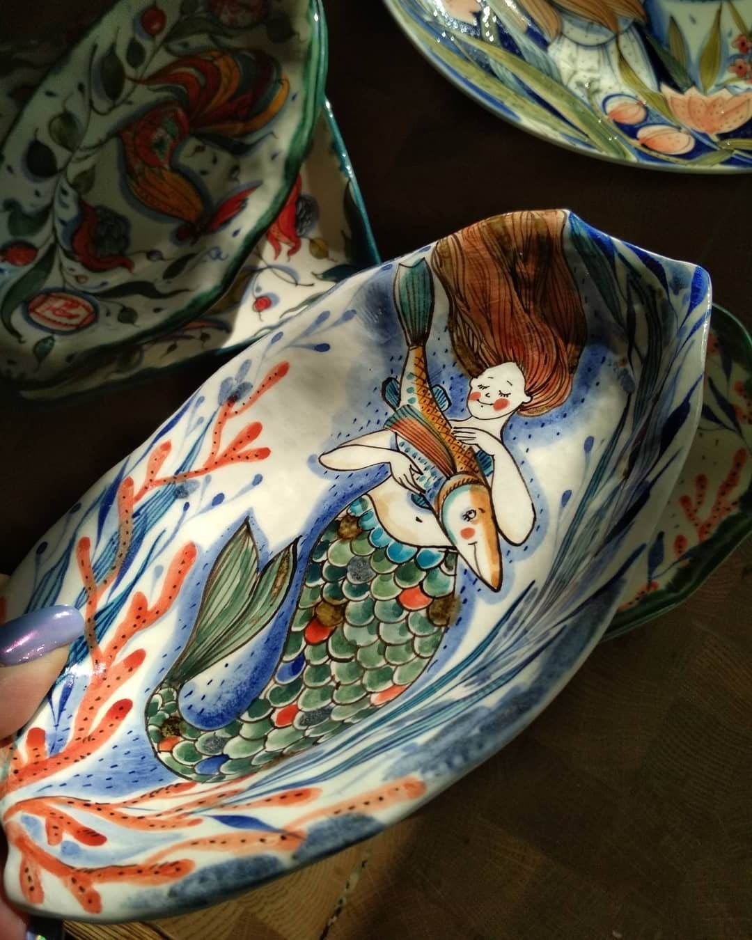 Русалка | Волшебная керамика, которая влюбляет в себя с первого взгляда | Brain Berries