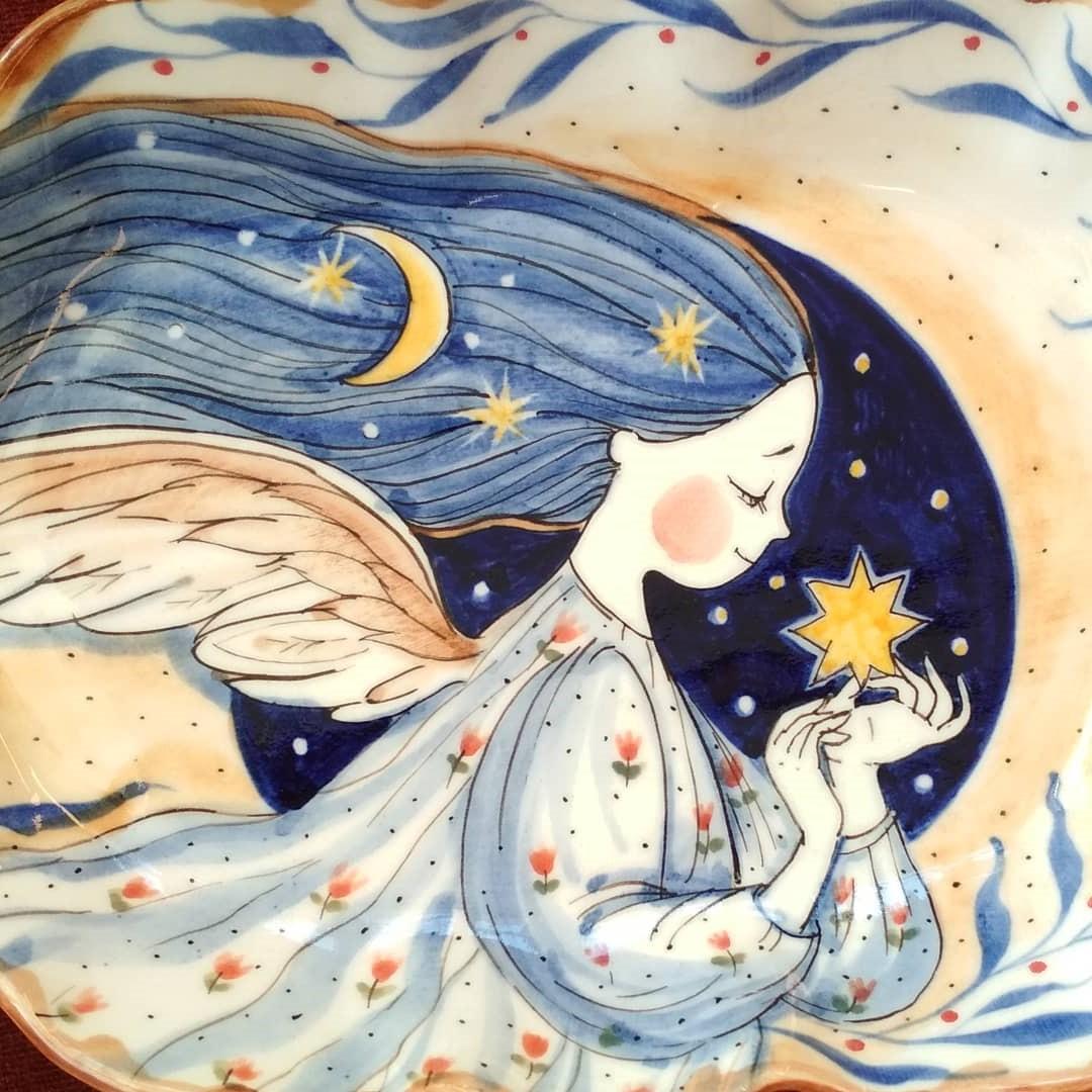Звездочка | Волшебная керамика, которая влюбляет в себя с первого взгляда | Brain Berries