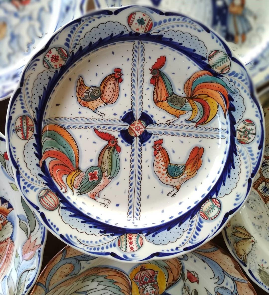 Волшебные петушки | Волшебная керамика, которая влюбляет в себя с первого взгляда | Brain Berries