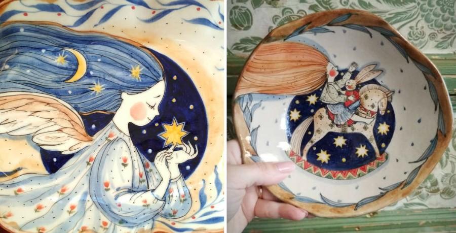 Волшебная керамика, которая влюбляет в себя с первого взгляда | Brain Berries