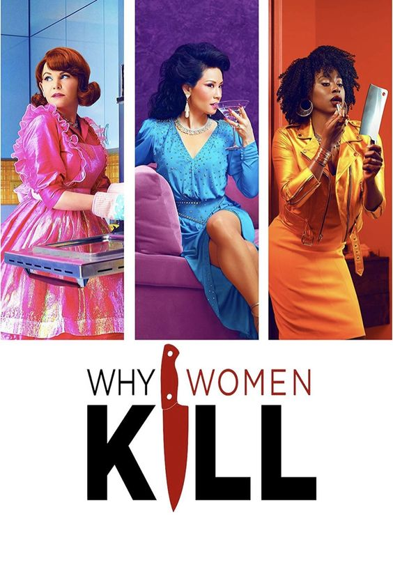 "A new show on CBS | 5 reasons Why You Need To Watch ""Why Women Kill"" Now 
