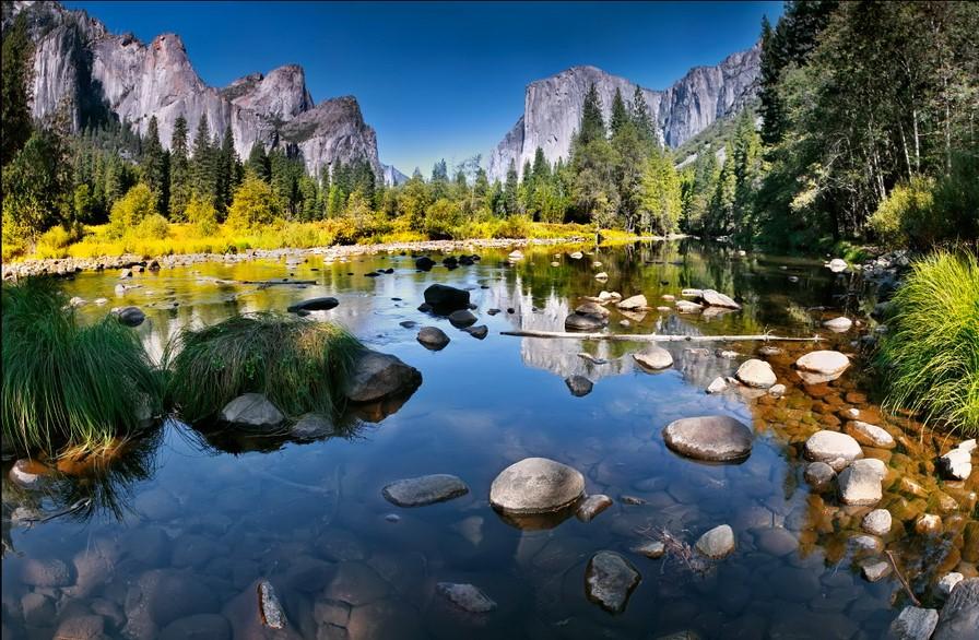 Йосемитская долина | Топ-10 самых удивительных пейзажей США | Brain Berries