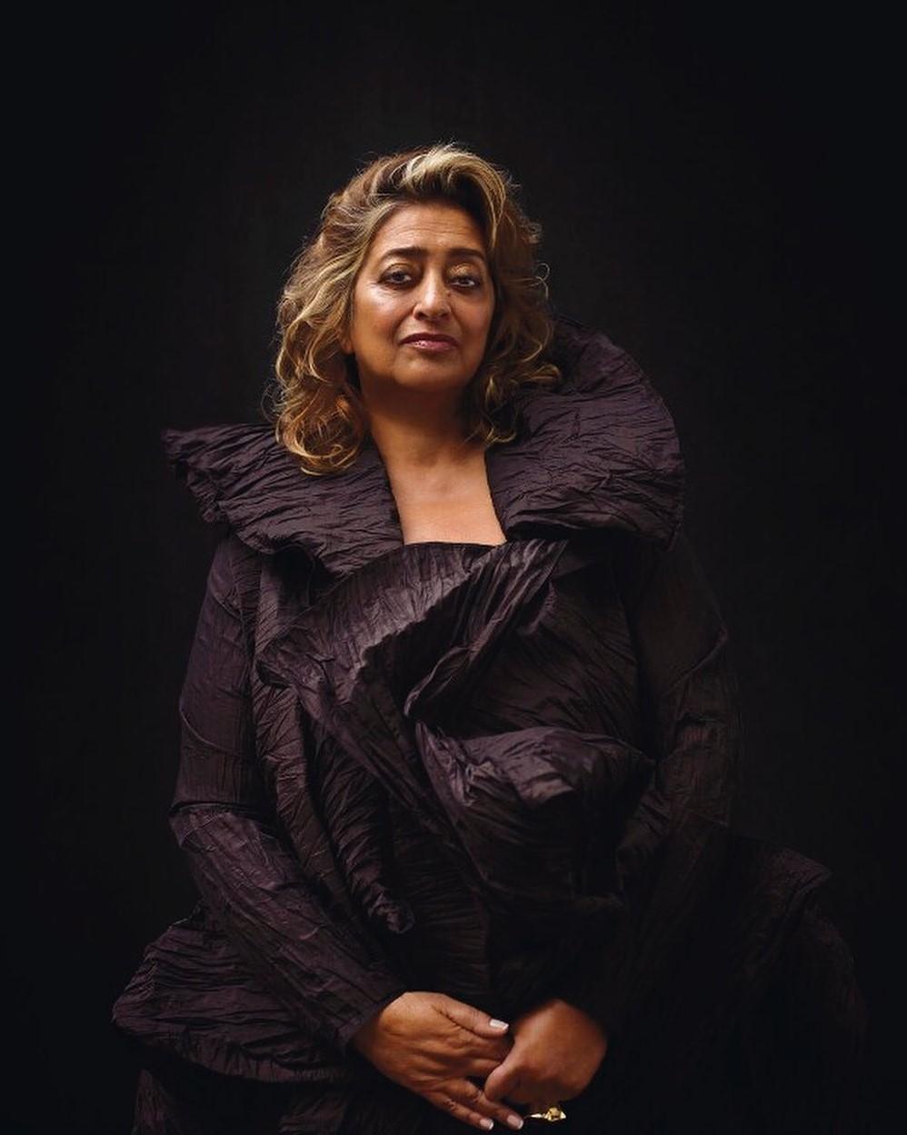 Заха Хадид | Космические работы самой известной женщины-архитектора Захи Хадид | Brain Berries