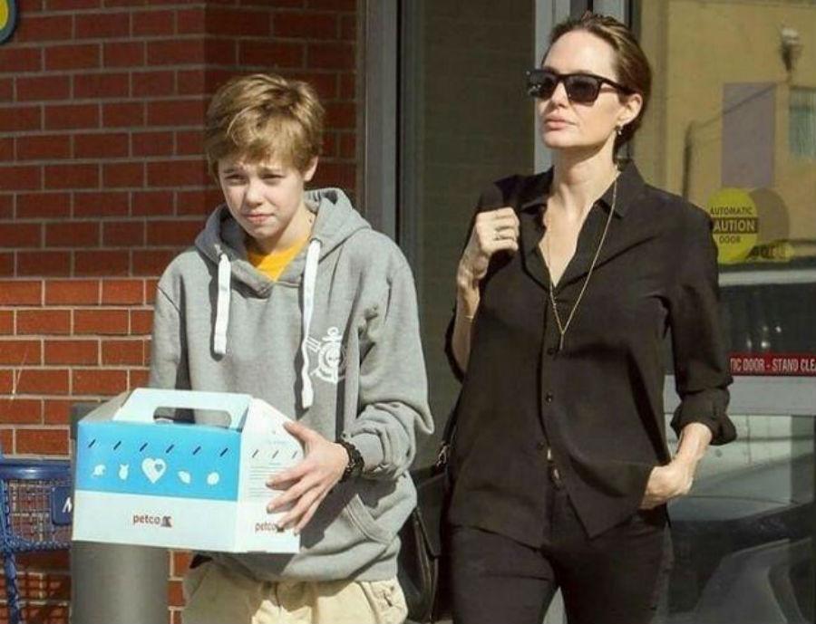 Анджелина Джоли | Звездные родители, которые выступают против гендерных различий | Brain Berries